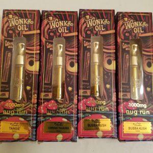 Wonka Oil Cartridges